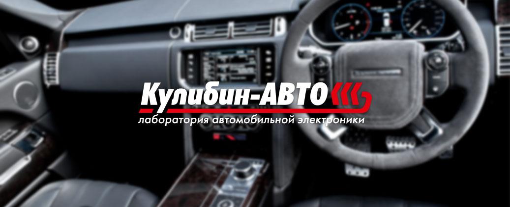 услуги и сервис Кулибин-Авто